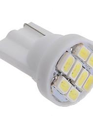 2pcs A3 A4 12v 2W automobile principale auto della lampada larghezza di illuminazione della targa di immatricolazione dell'automobile di
