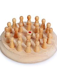 Недорогие -Дети игрушка детская деревянная память разработки конкурировать шахматы обучения образовательной подготовки дошкольного