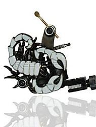 Недорогие -BaseKey Профессиональная машина для татуировки - 1 х сплава татуировки для облицовки и затенение Для профессионалов 1 pcs Сплав Ручная сборка