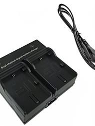 LPE6 Digitalkamera Batterie-Dual-Ladegerät für Canon 5d2 5d3 6d 7d 7d2 60d 70d