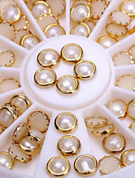 cheap -1 Pearls Nail Jewelry Classic Lovely Daily Classic Lovely High Quality