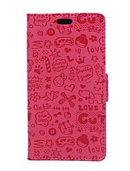 economico -Per Custodia Huawei / P9 / P9 Lite / P8 / P8 Lite A portafoglio / Porta-carte di credito Custodia Integrale Custodia Cartone animato