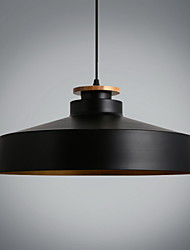 cheap -Pendant Lights Modern/Contemporary Bedroom / Dining Room / Kitchen / Study Room/Office E26/E27 Metal