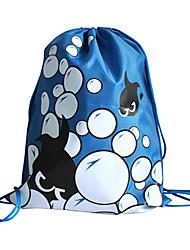 Недорогие -рюкзак шнурок синий, розовый, красный, серебристый