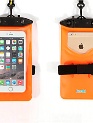 Borsa impermeabile Bag Cell Phone Fodero impermeabile per Iphone 6/IPhone 6S/IPhone 7 Ompermeabile