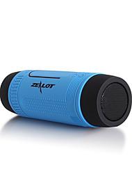 altoparlanti bluetooth senza fili 2.1 CH Portatile All'aperto Impermeabile Supporto memory card Stereo