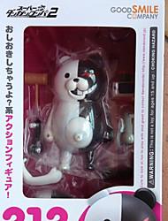 economico -Figure Anime Azione Ispirato da Cosplay Monokuma 10 CM Giocattoli di modello Bambola giocattolo