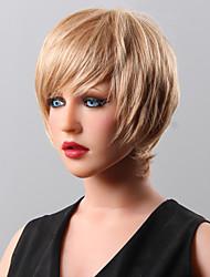 top di vendita dei capelli umani parrucca parrucca corta 16 colori tra cui scegliere
