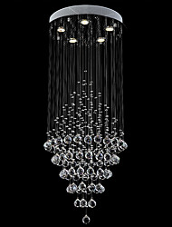 "cheap -Crystal Ceiling Chandeliers Pendant Light Hanging Lamps Fixtures with D19.69""  H39.37""CM"