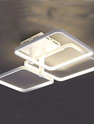 baratos -Esfera Montagem do Fluxo Luz Superior - LED, 110-120V 220-240V, Branco Quente Branco, Fonte de luz LED incluída