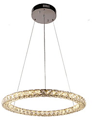 cheap -Chandelier Downlight - Crystal LED, Tiffany Rustic / Lodge Vintage Country Traditional / Classic Retro Modern / Contemporary, 90-240V,