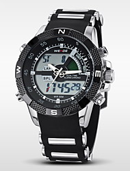 cheap -WEIDE® Luxury Brand Military LCD Luminous Analog Digital Date Week Alarm Display Sport Watch Cool Watch Unique Watch Fashion Watch