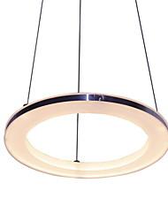 お買い得  -UMEI™ コンテンポラリー ペンダントライト アンビエントライト - LED, 90-240V, Warm White White, LED光源を含む