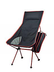 Недорогие -новый расширенный регулировки алюминиевая рама рыбалка складной кемпинг пляж стул большой стул луна стул для спорта на открытом воздухе