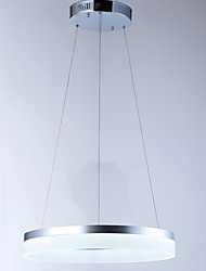 cheap -LED Ceiling Pendant Light Chandeliers Lamps Lighting Fixtures with D40CM 18W CE FCC ROHS
