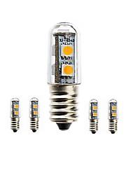 economico -1.5W E14 LED a pannocchia Modifica per attacco al soffitto 7 leds SMD 5050 Impermeabile Decorativo Bianco caldo Luce fredda