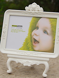 Cartoon Picture Frame 7 Inch Creative Children Baby Table Supply Plastic Frame Picture Frame(Style random)