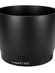Newyi® Replace ET-83C Lens hood for Canon EF 100-400mm f4.5-5.6L IS USM ET-83C