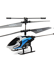 Remote Control Helicopter - FQ FQ777-610 AIR FUN 3.5CH RC Remote Control Helicopter RTF With Gyro Blue