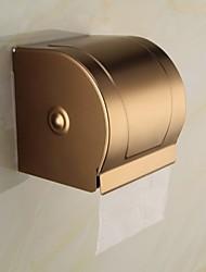Porta rotolo di carta igienica / Lega di zinco Alluminio /Contemporaneo
