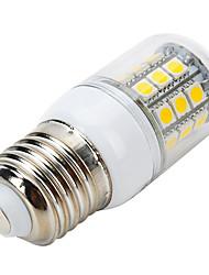 E26/E27 LED a pannocchia B 31 leds SMD 5050 Decorativo Bianco caldo 400-500lm 3000K AC 220-240V