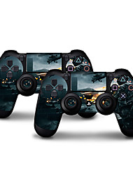 cheap -New Protective Skin Sticker for PS4 Controller (UG-002,003,004)