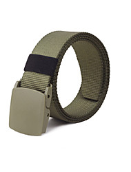 cheap -High Strength Durable Quick-drying Mens Outdoor Casual Nylon Waistband Belt Fashion Belt