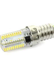 cheap -5W 450-500 lm E14 LED Corn Lights T 80 leds SMD 3014 Warm White Cold White AC 220-240V
