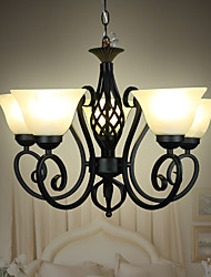 cheap -5-Light Pendant Light Uplight - LED, Designers, 110-120V / 220-240V Bulb Not Included / 20-30㎡ / E26 / E27