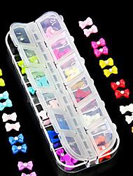 Недорогие -Декор для нейл-арта горный хрусталь жемчуг макияж Косметические Ногтевой дизайн