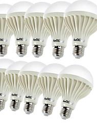 cheap -YouOKLight 450 lm E26/E27 LED Globe Bulbs B 9 leds SMD 5630 Decorative Warm White AC 220-240V