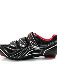 cheap -Tiebao Sneakers Road Bike Shoes Cycling Shoes Men's Anti-Slip Cushioning Ventilation Impact Waterproof Breathable Wearproof Mountain Bike