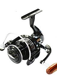 Spinning Reel / Mulinelli da pesca Mulinelli per spinning 5.5:1 13 Cuscinetti a sfera Mano destra / Mancino / IntercambiabilePesca di