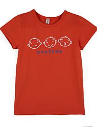 preiswerte -Jungen T-Shirt - Baumwolle Druck Sommer