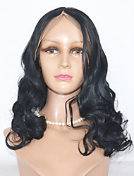 cheap -Lace Front Synthetic  Hair Wig Top Quality Body Wave Synthetic  Hair Wig For Women