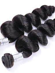 cheap -Brazilian Virgin Hair Loose Wave in Human Hair Weave 3pcs/lot 150g Unprocessed Grade 6A Hair products