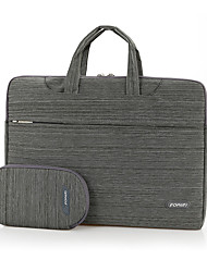 Fopati® 14inch Laptop Case/Bag/Sleeve for Lenovo/Mac/Samsung Brown/Light Gray/Dark Gray