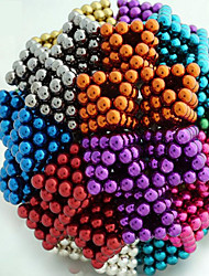 cheap -Magnet Toys Building Blocks Neodymium Magnet Magnetic Balls 216 Pieces 5mm Toys Magnet Gift