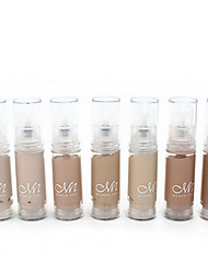 Pro 7 Colors Brand Makeup Studio Face BodyFoundation LiquidMaquiagem Maquillaje Real Concealer Cream Base Cosmatics