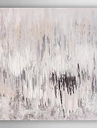 ručně malované olejomalba abstraktní šelest s natažené rámem 7 stěny arts®