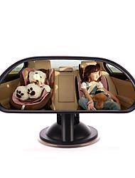 iztoss bambino specchio auto sedile posteriore bambino rivolto all'indietro in vista auto regolabile bambino posteriore specchio di vista