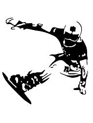 Bande dessinée / Romance / Tableau noir / Mode / Vacances / Paysage / Forme / Personnes / Abstrait / Fantaisie / Sports Stickers muraux