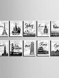 Stampa trasferimenti su tela Paesaggi Modern,Un Pannello Tela Verticale Stampa artistica Wall Decor For Decorazioni per la casa