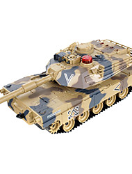 cheap -Against Tanks Parent-Child Against Infrared Remote Control With Turret Tank Model Toy Car