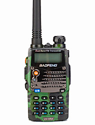 cheap -BAOFENG UV-5RA Walkie Talkie Handheld Digital Voice Prompt Dual Band Dual Display Dual Standby CTCSS/CDCSS LCD Display FM Radio 1.5KM-3KM