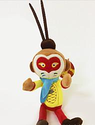 Недорогие -Обезьяна Брелок Оригинальные Специальная модель пластик Девочки Мальчики Подарок