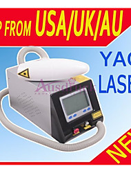 Updated Professional Q Switch Nd Yag Laser for Tattoo Removal Eyebrow Pigment Freckle Removal Beauty Machine