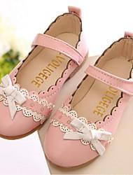 cheap -Girls' Shoes Dress Mary Jane Flats Blue / Pink