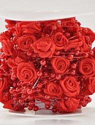 Decorazioni Cerimonia 1Piece / Set Raso / Plastica Forniture per decorazioni nuziali / Ornamenti