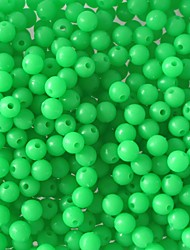 cheap -Various Sizes Fishing Luminous Beads Round Shaped Terminal Fishing Accessories Floating Plastic Fishing Beads